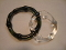 Nubby Glass Cock Ring