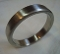 Brushed Stainless Steel Band Cock Ring