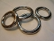 Heavy Stainless Steel Wire Rings