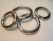 Classic Stainless Steel Wire Cock Rings